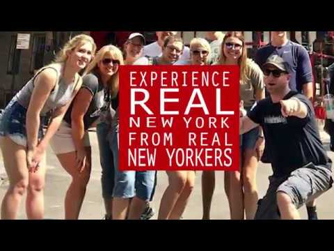 Brooklyn - 4.5 Hour Tour by Underground and Foot - Video