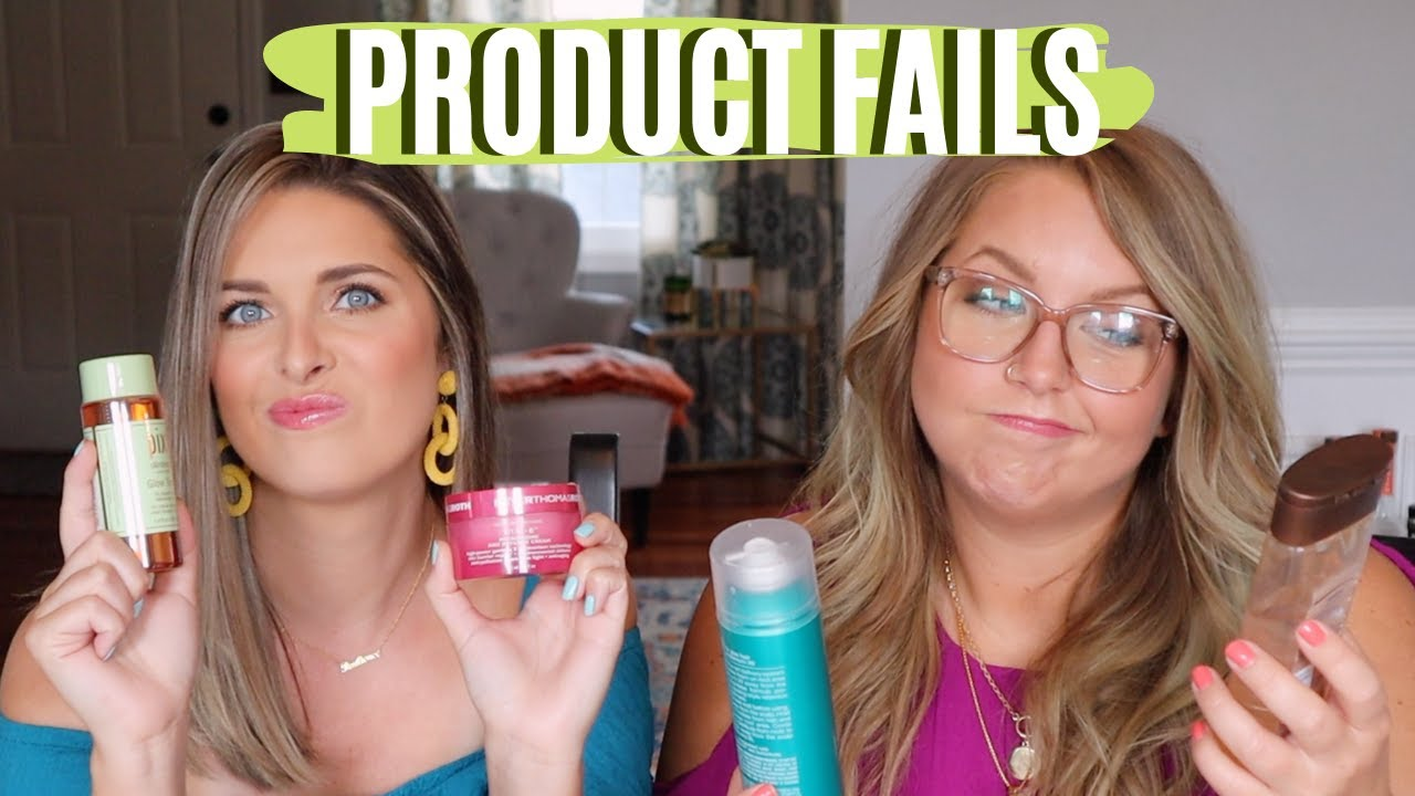 Unfavorites || Products We Didn't Love
