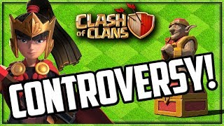 TOO MUCH? Clash of Clans Lunar Festival Skin Controversy!
