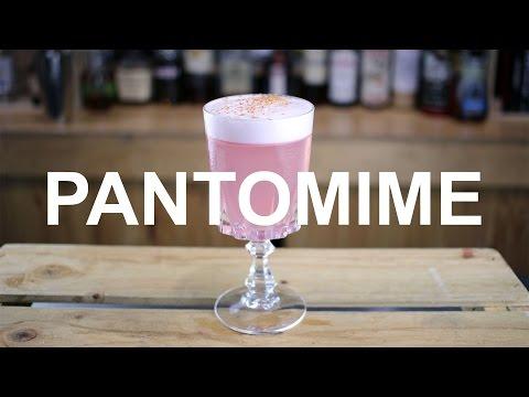 Pantomime Cocktail Recipe