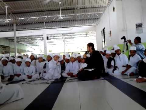 Isyfa' Lana, Ya Abal Hasanain & Salamun Ya Rasul