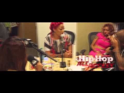 Jessica Dime on Party Hardy Live Radio Show Presented by ...