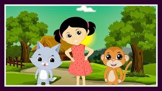 Roz Savere Uthna Acha Hota Hai | Good Habits Song For Kids In Hindi | Hindi Cartoon Rhyme