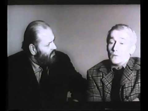 Expressen av Alf Mork - Beppe Wolgers och Gösta Ekman