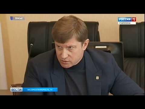 В Ставрополе оглашают приговор бывшему министру края Игорю Васильеву