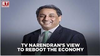 CII President TV Narendran: Govt should announce Rs 3 Lakh Cr Stimulus Pkg