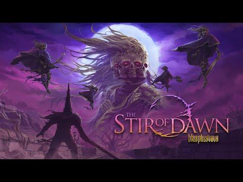 Blasphemous: The Stir of Dawn - Free DLC Trailer!
