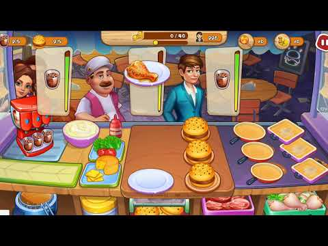 Cooking Tour: Craze For Pc - Download For Windows 7,10 and Mac
