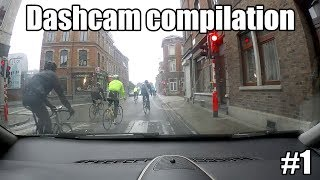???????????? Dashcam compilation #1 (Xiaomi Yi Dashcam)
