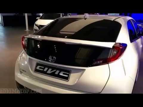Presentacin Honda Civic 2015 Versin Sport Youtube