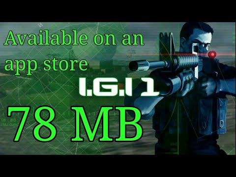 How To Download Project Igi(I Am Going In) In Android Phone.[DIGITALGAMERZ]