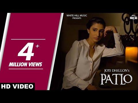 Patlo Full Video Joti Dhillon  Latest Punjabi  2017  New Punjabi  2017  White Hill