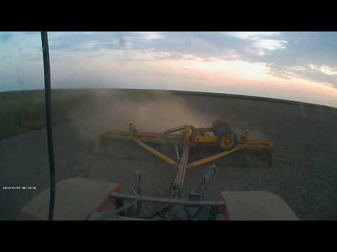 Планировщик почвы восемь метров