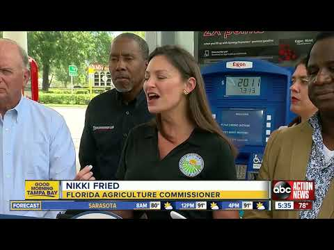 Kevin Campbell - Card Skimmer Found At Gas Pump At Seminole 7-Eleven