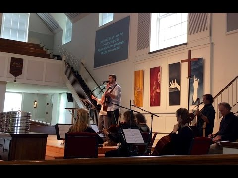 Christ Church in Lake Forest, Illinois worship band