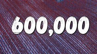 600,000 САНТА КЛАУСОВ НА КАРТЕ СЛОМАЛИ МНЕ ПК! - Ultimate Epic Battle Simulator