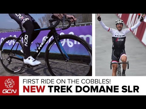 NEW Trek Domane SLR – GCN's First Ride
