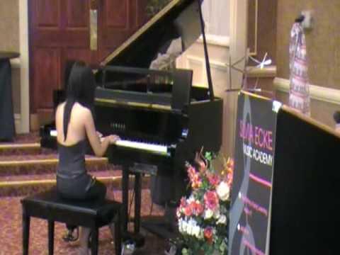 Silvia Ecke Music Academy Recital June 2010- Stude...
