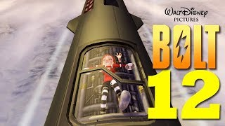 BOLT: Video Game - Part 12 [Pup Up and Away] - Playstation 3 Gameplay