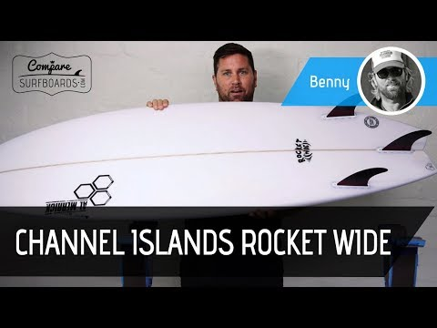 Channel Islands Rocket WIDE Surfboard Review | Compare Surfboards