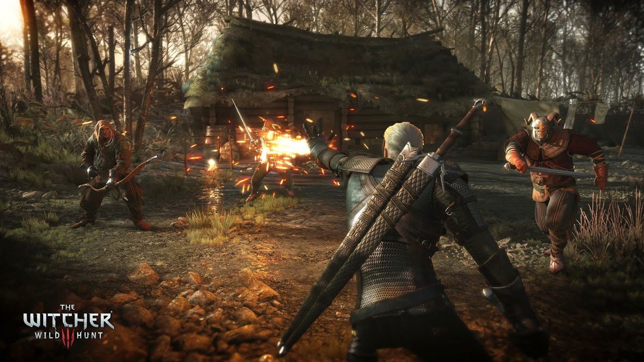 The witcher 3 runs at 30fps on pc recommended settings, dev says.