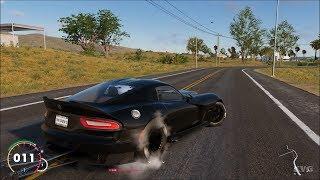 The Crew 2 - Dodge Viper GTS 2013 (Drag) - Open World Free Roam Gameplay (PC HD) [1080p60FPS]