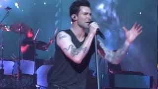 Maroon 5 Wiped Your Eyes Live Montreal 2013 HD 1080P