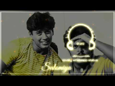 Salomiya Salomiya|#kannethirey Thondrinal |whatsapp Status BGM
