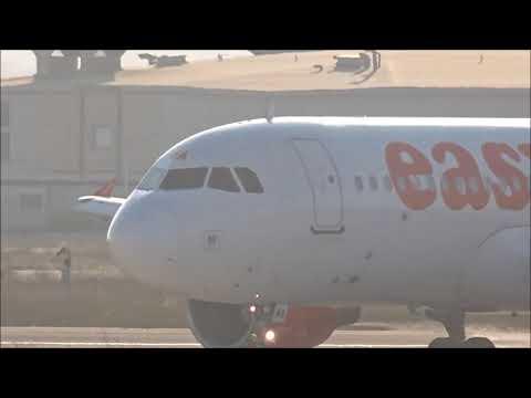 Plane Spotting @ Marseille Provence Airport MRS/LFML