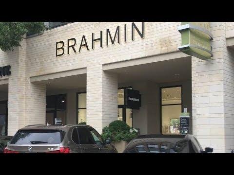 My First Visit: Brahmin Boutique - Houston, TX