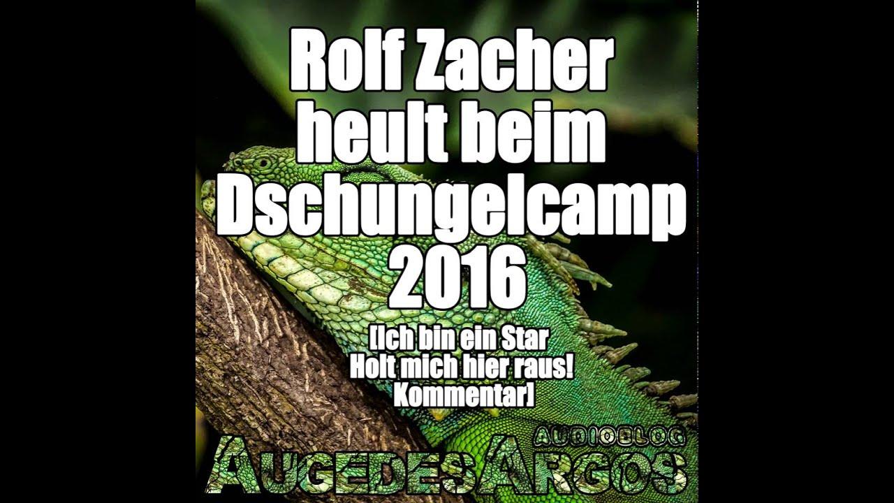 Rolf Zacher Dschungelcamp
