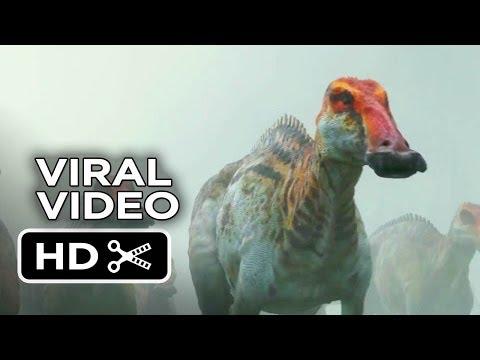 Walking With Dinosaurs 3D - Dino Files - Toothy Edmontosaurus (2013) - CGI Movie HD