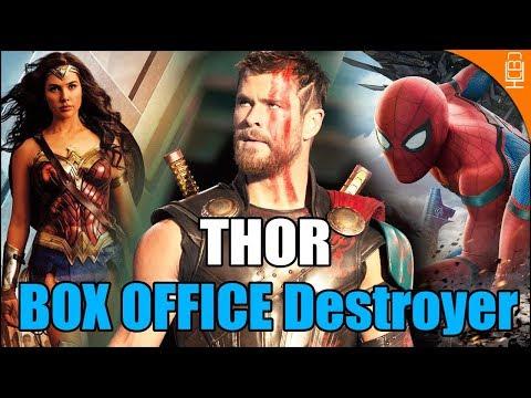 Thor Ragnarok Destroys Box Office & Beats Spider-Man & Others