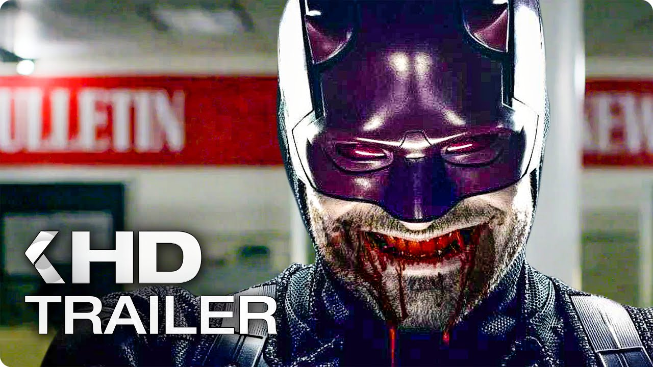 Marvel's DAREDEVIL Season 3 Trailer (2018) Netflix