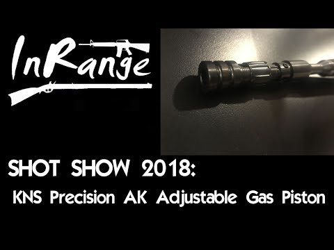 SHOT SHOW 2018: KNS Adjustable Gas System