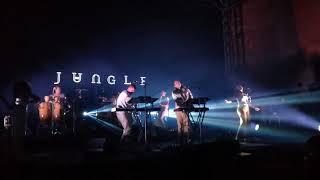 Jungle - Lemonade Lake - (Auditorio BlackBerry 03-10-18)