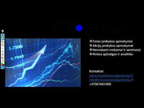 akcijų prekybos seminarai)