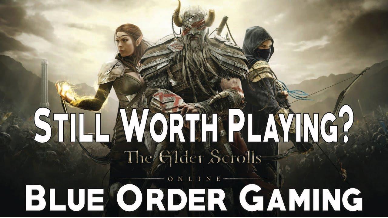 Is Elder Scrolls Online Worth Playing? | Kevduit