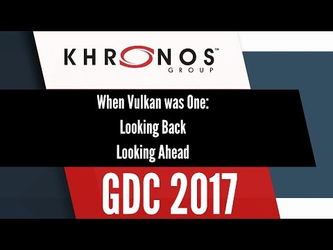When Vulkan was One: Looking Back, Looking Ahead