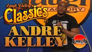 Andre Kelly   Straight Women and Men   Laugh Factory Classics   Stand Up Comedy