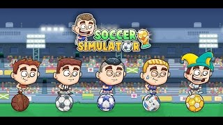 Soccer Simulator - Game Trailer