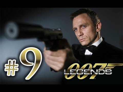 007 Legends - Gameplay Walkthrough Part 9 HD  - Moonraker