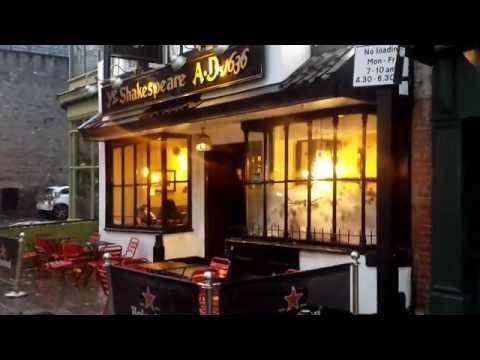 'Ye Shakespeare' Pub - Central Bristol