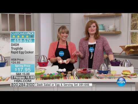 HSN | Kitchen Solutions featuring DASH 03.18.2017 - 11 AM
