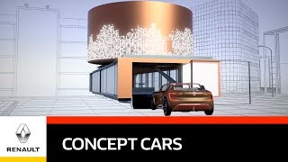 Renault SYMBIOZ | Connected House