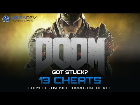 Doom Cheats: Godmode, Unlimited Ammo, …   Trainer by MegaDev