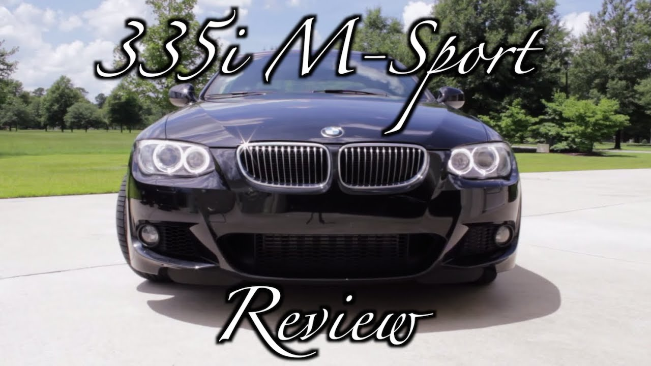 M-Possibly Good? BMW 335i M-Sport Review