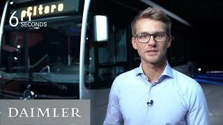 Weltpremiere des neuen vollelektrischen Mercedes-Benz Citaro I 60 Sekunden