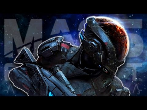 WTF HAPPENED TO COMMANDER SHEPARD??? - [MASS EFFECT ANDROMEDA - RANDOM PLAYS]