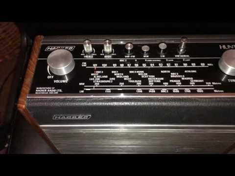 Radio Tirana 1458 interval signal